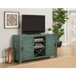 Glenwood TEAL TV Stand