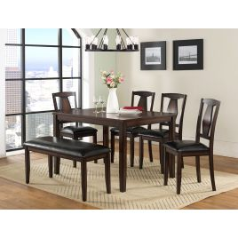 Sedona 6-Pack Dining Set